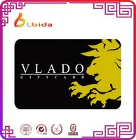 Free Sample High Quality Business Membership Card Ntag213 Card Factory In China