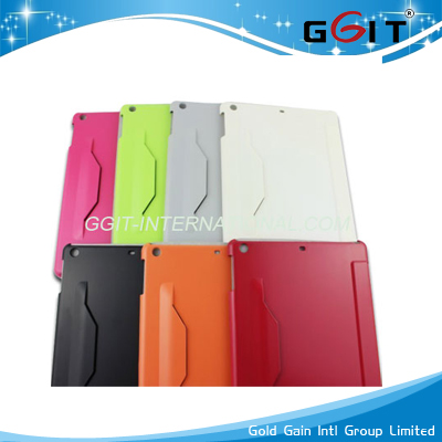 2013 New design For Mobile phone Leather Case For iPad air case