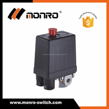 0049 KRQ-2 Zhejiang monro one or four way mini air compressor pressure pump control activated switch
