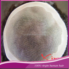 6 inch hair lengh popular style man toupee ,Human hair men wig hair, male wigs natural hair