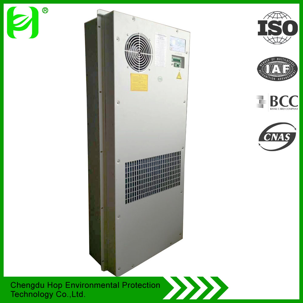 Factory price 3000 btu saving power source industrial electric enclosure air conditioner