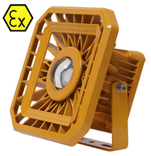 ATEX 120W led explosion proof canopy light