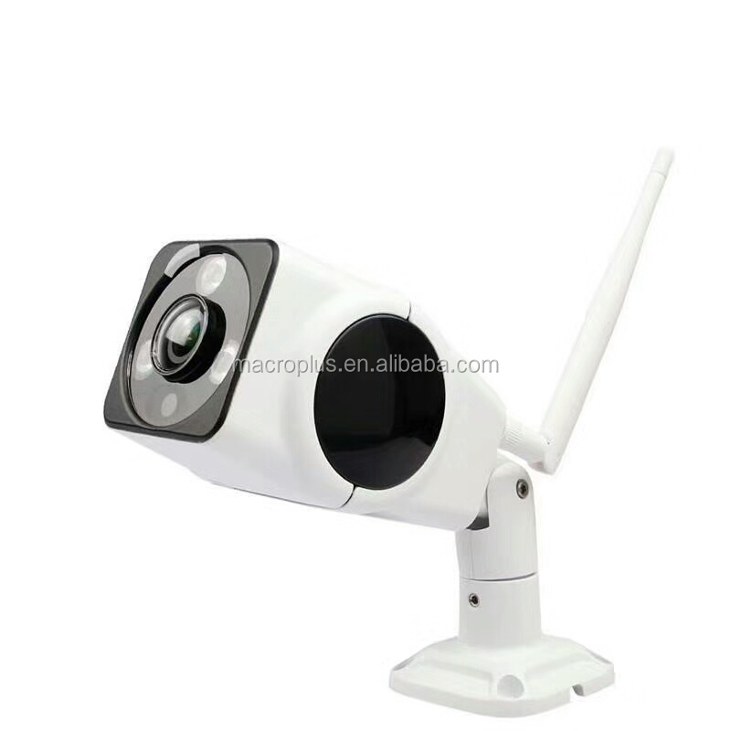 high quality 1.3mp outdoor camera with sd card Day and night vision camera controled by mobile phone Android apple system