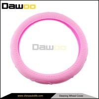 pink and black 13.5 best beddazzled steering wheel cover