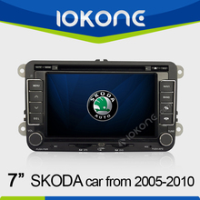 7'' HD Touch screen Car DVD player for Skoda Octavia/Fabia/Seat Leon 2005-2010