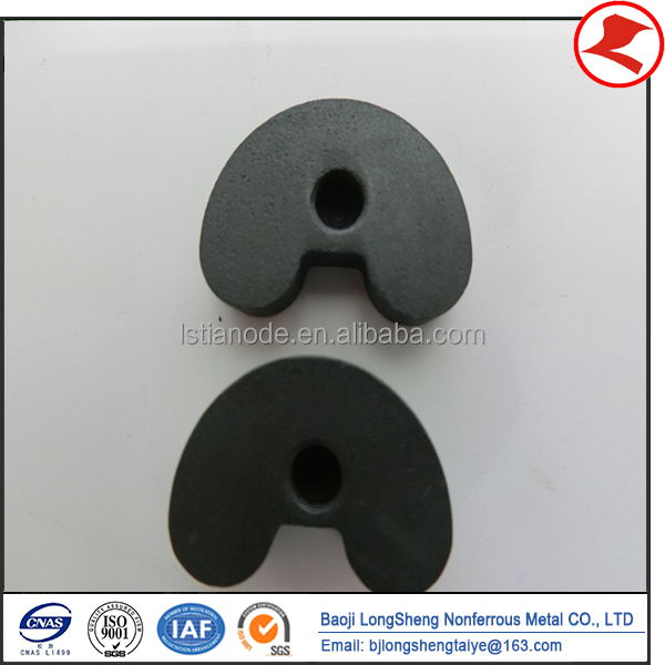 mmo ribbon anode from still li with workable price