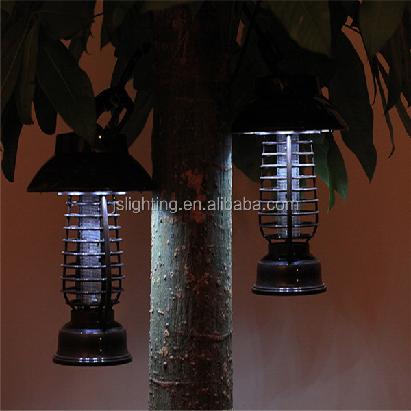 solar kill pest lamp/solar pests killer lamp in fruta planta which used for Solar system.