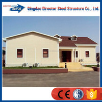 Prefab mobile house 3 bedrooms prefabricated modular home design