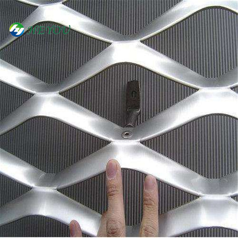 Thin low carbon steel plate lowes sheet expanded metal <strong>mesh</strong> for decoration , filters , decorative celling.