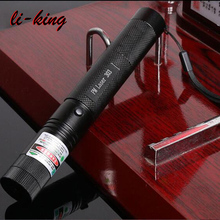 2016 High power burning laser pointer 30/ 50/ 100mw green laser 303