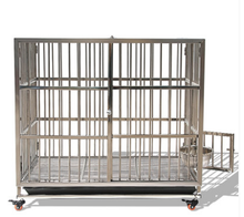 High Quality Modular Stainless Steel Small Animal Cages Pet Cages For Dog