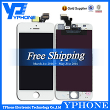 Quality Assurance original digitizer for iphone 5 5g mobile phone lcd,lcd screen for iphone 5,for iphone 5 lcd display