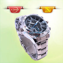 E-Power Watch Camera and Camera Watch and High Tech Watch Camera ER0578A