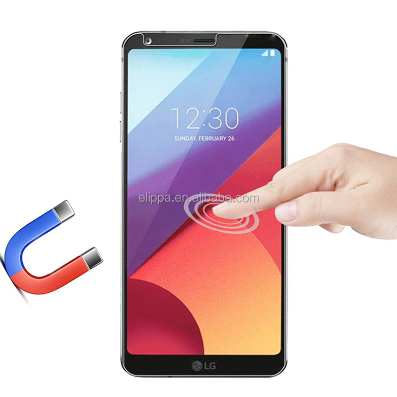 Untra Clear anti UV Toughened Glass Membrane for LG G6 anti scratch LCD screen protector