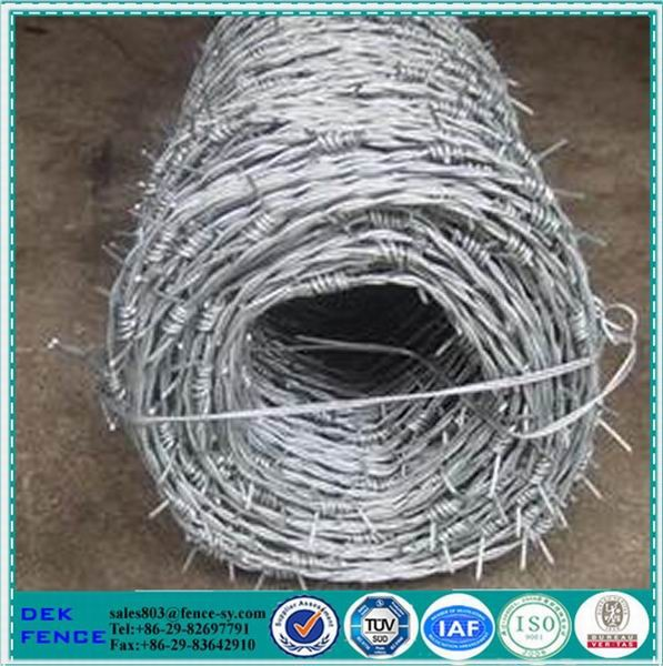 Barbed wire price per roll ton buy