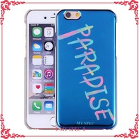 Supply All Kinds Of Full Color Print Plastic Mobile Phone Case