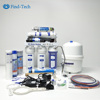 6 stage hot selling household uv reverse osmosis water purifier