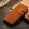 Comfortable grip wallet stand leather case for Iphone4 /4g/ 4s, phone case for Ip4