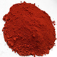 Cement paint powder 101 130 190 red iron oxide color inorganic pigment for sale