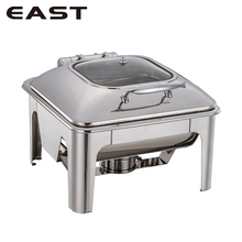 Commercial Hotel Supplier Buffet Chafer Stainless Steel/Electric Warming Trays For Food