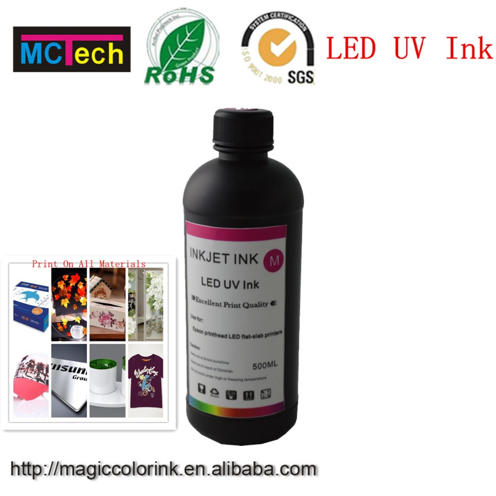 Photo Resist UV Dye Inks