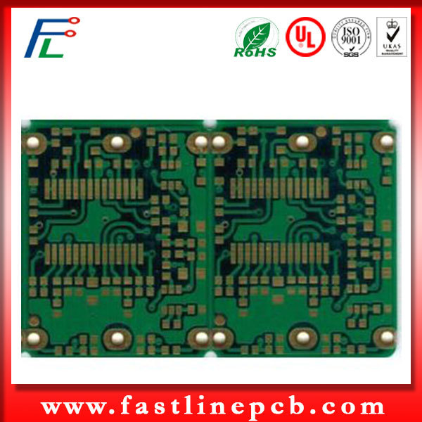China electronic FR-4 94V-0 air conditioner inverter pcb board
