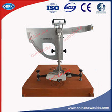 Pendulum Skid Resistance and Friction Tester Tester with Wooden Case