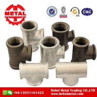 galvanized water pipe joints