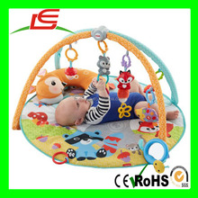 Moonlight Meadow Infant Toy Deluxe Play Gym plush Baby mat