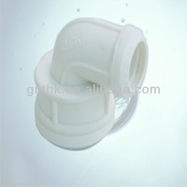 PP-R 90 Degree Reducing Elbow 45/90/135/180 degree reducer elbows silicone hose