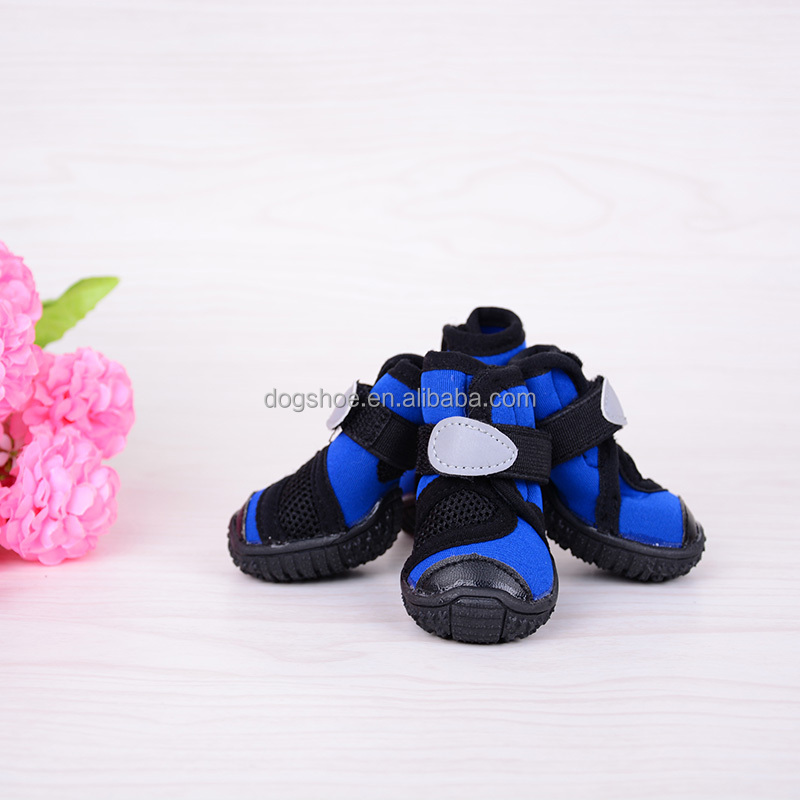 JML direct manufacturer pet supply comfortable running sport shoes for dog fashion dogs boots