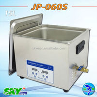 Non-toxic ultrasonic bath sonicator 15L fruit and vegetables sterilize