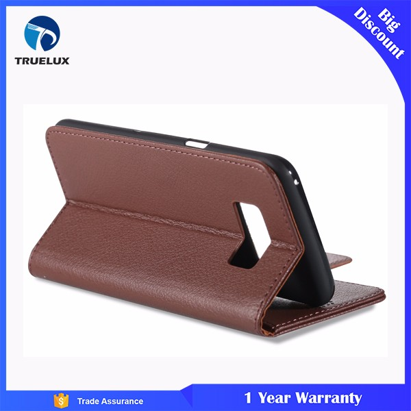 Hot Sale Leather Case for Samsung Galaxy Note 2, for Samsung Note 2 Case Leather Wallet