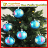 Wholesale Shatterproof Assorted Swirling Ball Ornaments