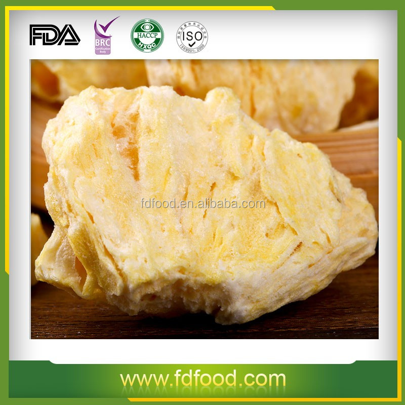 Wholesale Freeze Dried Pineapple/Dehydrated Pineapple/Dry Pineapple Slice