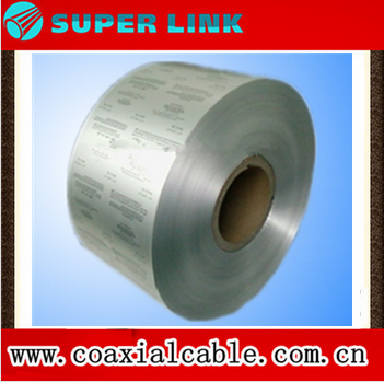 Blister Printed Pharmaceutical Use blister pharmaceutica foils and alu foil and Aluminum Foil with HSL and OP coating