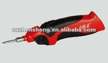 Battery powered cordless Soldering iron