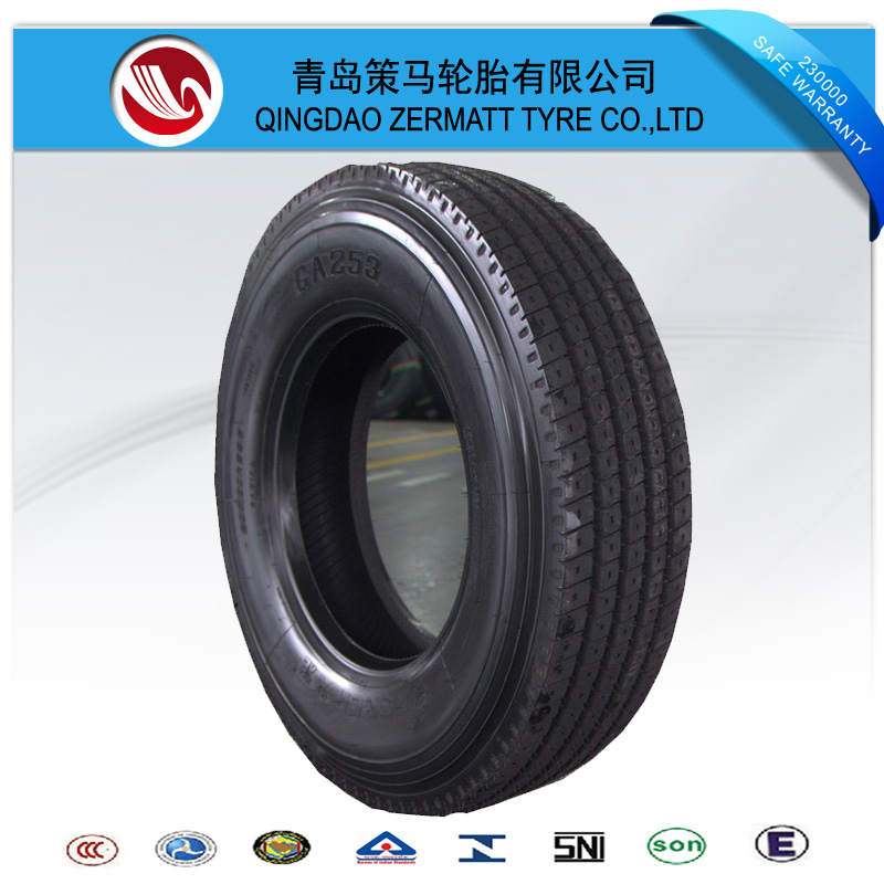 cheap tyre for truck 295/80R22.5 provide greater carrying capacity