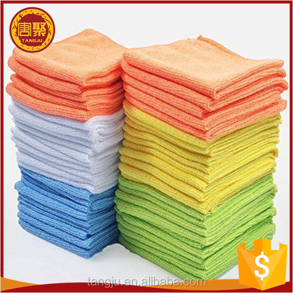 Soft Microfiber Absorbent Car Auto Clean Wash Cleaning Polish Towel Cloth