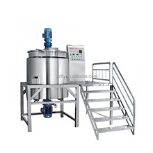 Glaze Emulsion Machine for Bakery Cakes Toppings