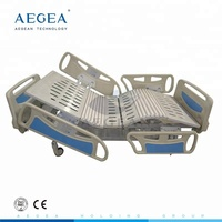AG-BY003 Factory price patient invacare medical therapeutic automatic intensive care hospital electric beds for sale