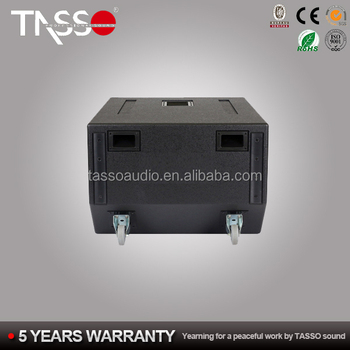 18 inch subwoofer box design