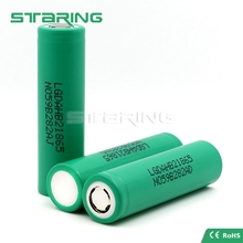 High power battery original LG Green LG HB2 18650 1500mah LG dbhb6 Li-ion 3.7V battery
