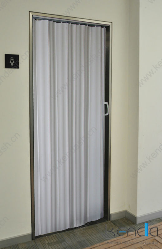 Door Partition straight room partition divider rail for sliding door pvc shower