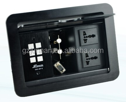 Socket Outlet Box for Conference Table