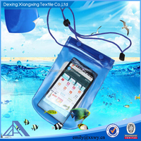 Dry Bag Case Covers Waterproof Beach Pouch Lanyard Snap For Cell Phone