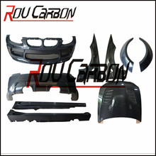 M3 carbon fiber Parts Car E92 Body Kit for E92