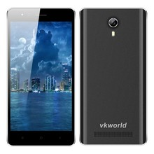 Wholesale OEM vkworld F1 4.5 inch MTK6580 Quad Core RAM1G ROM8G Double Flash 3G Android 5.1 Unlocked Smartphone