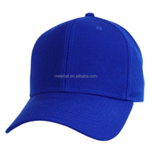 Custom hot selling plastic snapback 6 panel blank baseball cap hats