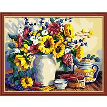 MG196 framed digital printed oil painting The best oil painting in China